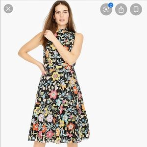 J.crew liberty fabric tiered skirt size 0 nwt